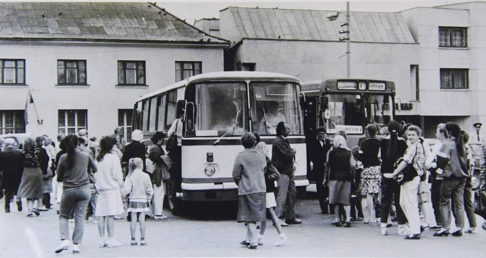 Baltijos kelias, įvykęs jau tokiais tolimais 1989 metais, daliai žmonių liko kaip nuostabus ir nepakartojamas romantiškas prisiminimas.