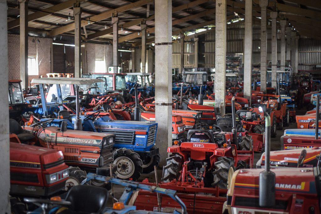 traktoriukai9