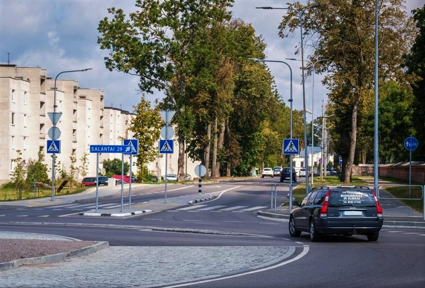 Naujoji Kretingos rajono valdžia pranešė, jog netrukus prasidės Vilniaus gatvės rekonstrukcijos darbai.