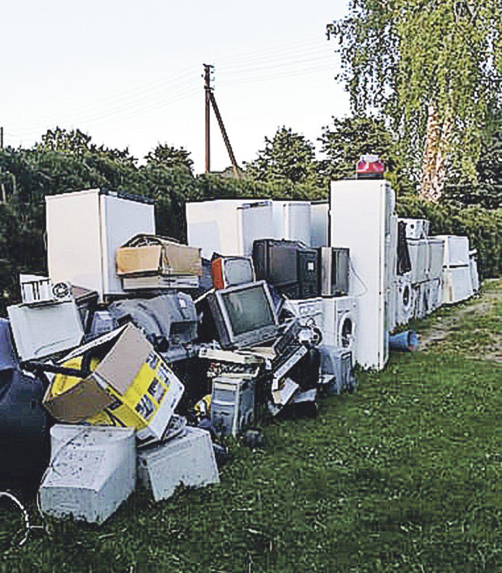 Vydmantų kaimo bendruomenė renka atliekas (7)++