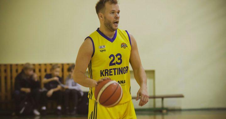 Naudingiausiai šiose rungtynėse žaidė Rokas Šimkevičius.