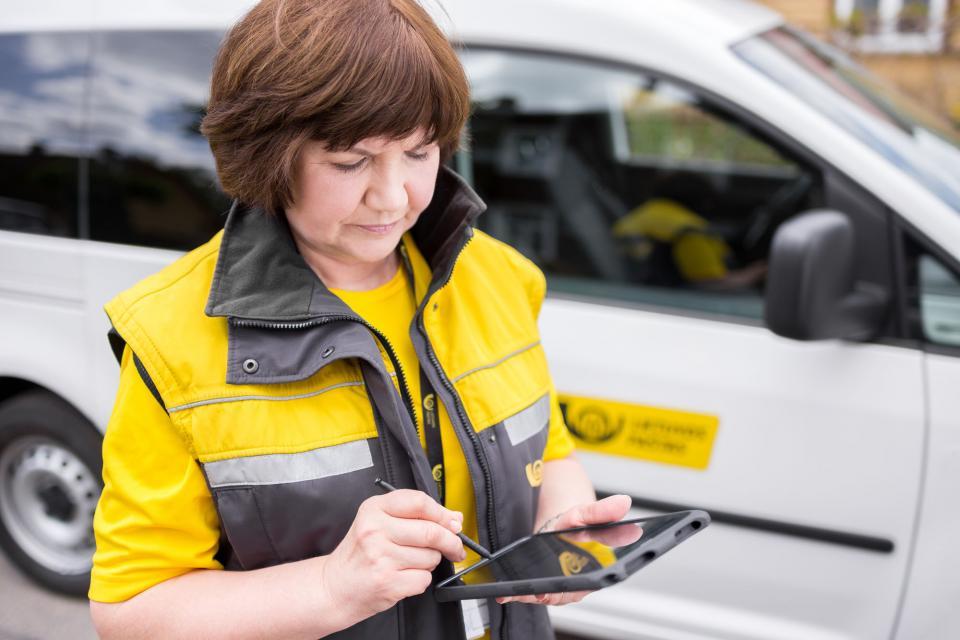 Mobilieji laiškininkai gyventojus lankys važinėdamiesi lengvaisiais automobiliais.