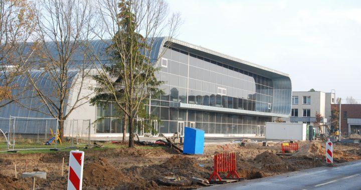 Labai abejojama, kad iki šių metų pabaigos Sporto komplekso statyboje pavyks panaudoti per 800 tūkst. eurų.