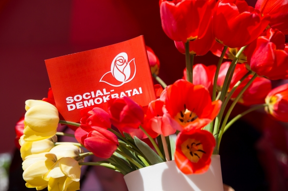 socialdemokratai