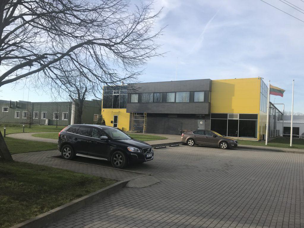 """Burokėlių perdirbimo įmonė """"Jovaigė"""" į valymo įrengimus yra investavusi beveik 1 mln. eurų."""