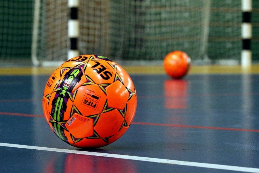 Šį savaitgalį prasidėjo šių metų Kretingos rajono salės futbolo pirmosios lygos pirmenybės. Asociatyvi nuotr.