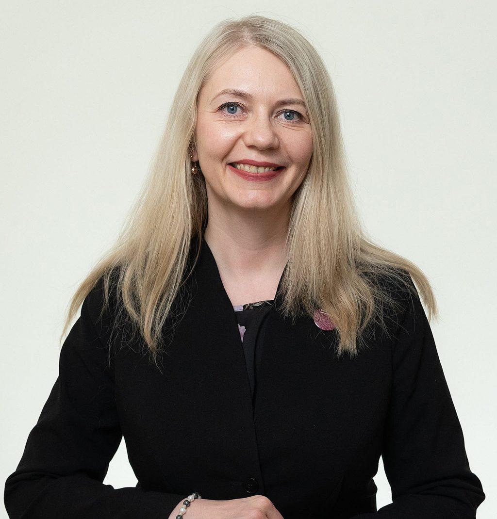 Profesorė Natalja Istomina ragina gyventojus šiuo metu atrasti laiko sau ir laikytis visų karantino reikalavimų. Asmeninio archyvo nuotr.