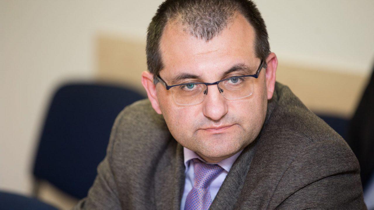 Profesorius Vytautas Kasiulevičius. 15min nuotr.