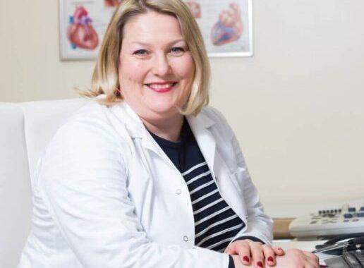 Gydytoja kardiologė Milda Kovaitė sako, kad mirtingumas nuo širdies ir kraujagyslių ligų yra dešimt kartų didesnis nei nuo koronaviruso COVID-19, todėl širdies sveikata privalu rūpintis labai atsakingai.