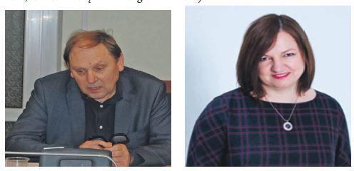 Povilas Černeckis ir Jolanta Girdvainė.