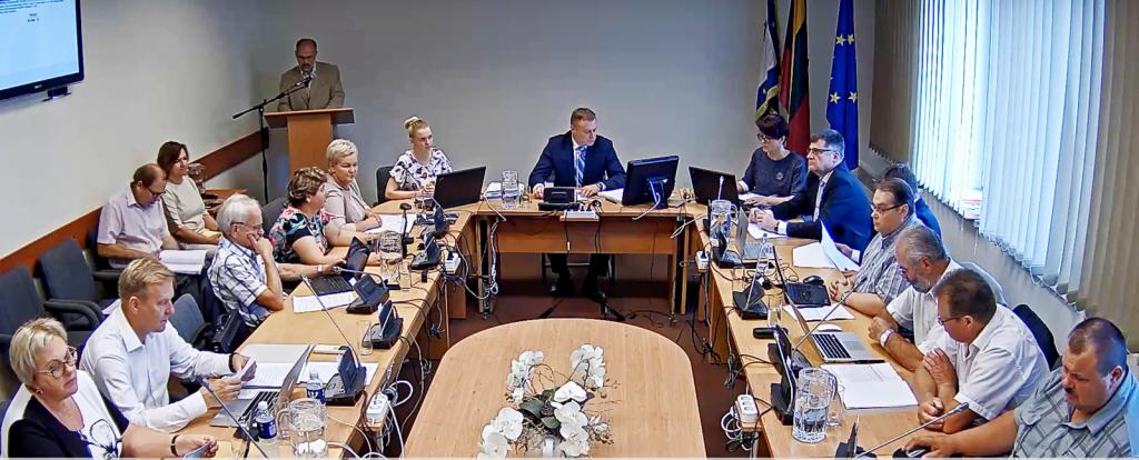 Kretingos rajono savivaldybės tarybos posėdžiai vyksta paskutinį mėnesio ketvirtadienį. Šį mėnesį tau yra ir paskutinė metų diena.