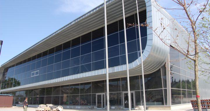 Šiuo metu nagrinėjami pasiūlymai ir renkamas naujas Kretingos sporto ir sveikatingumo komplekso statybos darbų rangovas.