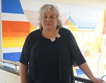 Daugiau nei metus laikinai vadovavusi Baublių mokyklos-daugiafunkciam centrui Renata Bumblienė laimėjo konkursą direktorės pareigoms užimti.