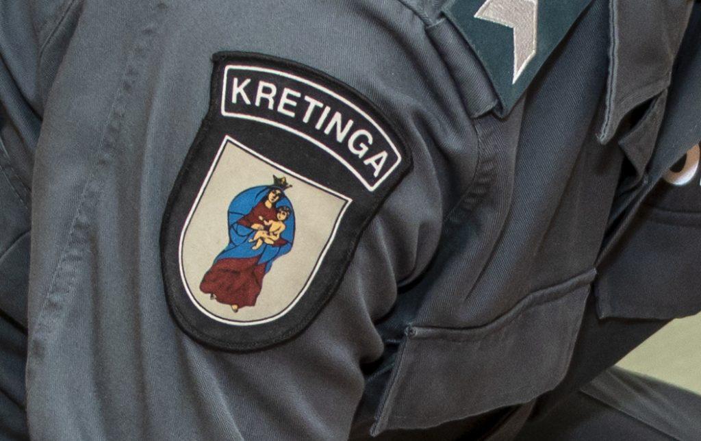 Į eismo įvykį patekęs vairuotojas dėkoja Kretingos rajono policijos pareigūnams už pagalbą.
