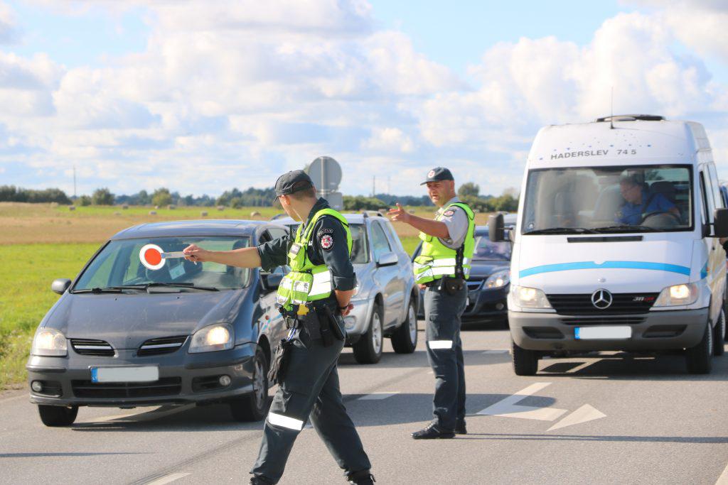 Per savaitgalį pareigūnai užfiksavo daugiau nei pusę tūkstančio greičio viršijmo atvejų.