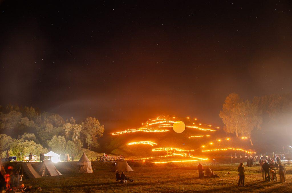 Kitą šeštadienį laukia įspūdingas Kartenos festivalis. Organizatorių archyvo nuotr.