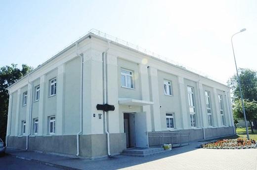 salantu kulturos centras