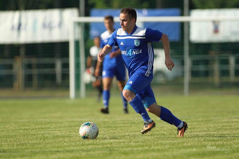 """Jau trečią sezoną """"Minijos"""" klube rungtyniaujančiam legionieriui Antonui Solovyevui, kaip ir visai komandai, sunkiai sekasi surasti savąjį žaidimą. """"Real moment"""" nuotr."""
