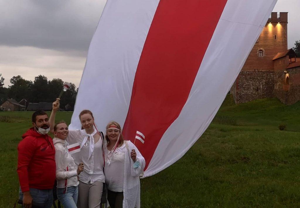 Mes su Tavimi, Baltarusija!