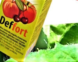 """Trąša """"Deffort"""" uždrausta Lietuvos rinkoje dėl galimo jos narkotinio poveikio."""