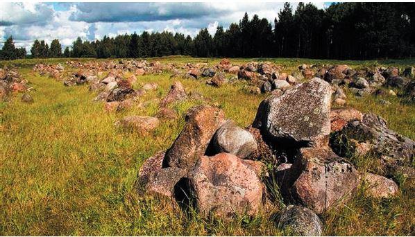 Tundrą primenančiu kraštovaizdžiu išsiskiriantis Šauklių riedulynas yra vienas didžiausių ir įspūdingiausių riedulynų mūsų šalyje.