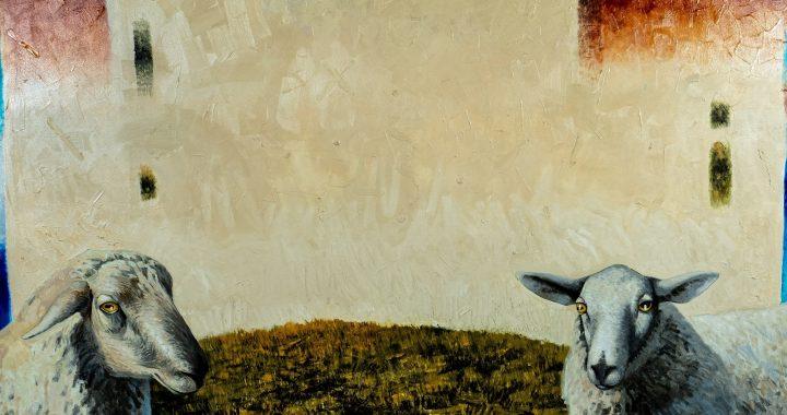 """""""Jaunimo linija"""" rengia pirmąjį internetinį aukcioną. Nuotraukoje – vienas iš aukcione parduodamų darbų, Artūro Braziūno kūrinys."""