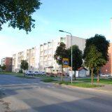 Statybininkai rajono valdžiai pasiūlė pagerinti automobilių eismą Melioratorių gatvės daugiabučių namų kvartalo kiemuose, įrengiant dar vieną įvažiavimą.