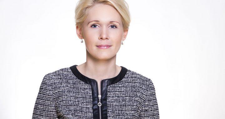 Vyriausiosios rinkimų komisijos pirmininkė Laura Matjošaitytė.