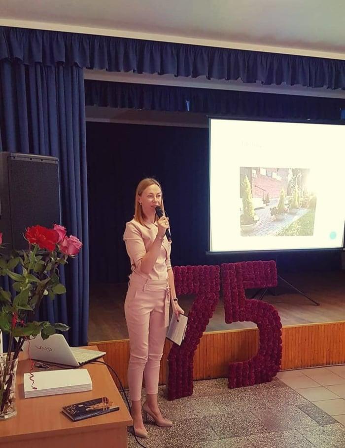Renginį vedė Laukžemės filialo vyresnioji bibliotekininkė Jolanta Grigalauskienė. Organizatorių nuotr.