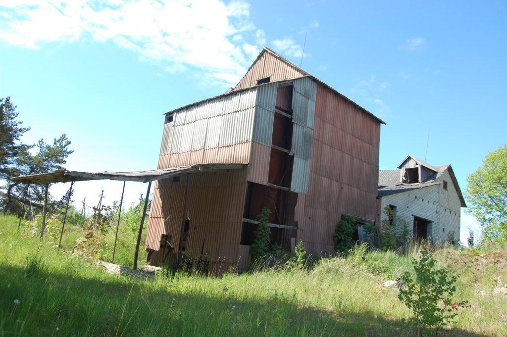 Kretingos rajono seniūnai suskaičiavo 36 apleistus statinius savo teritorijose. Ligitos Sinušienės nuotr.