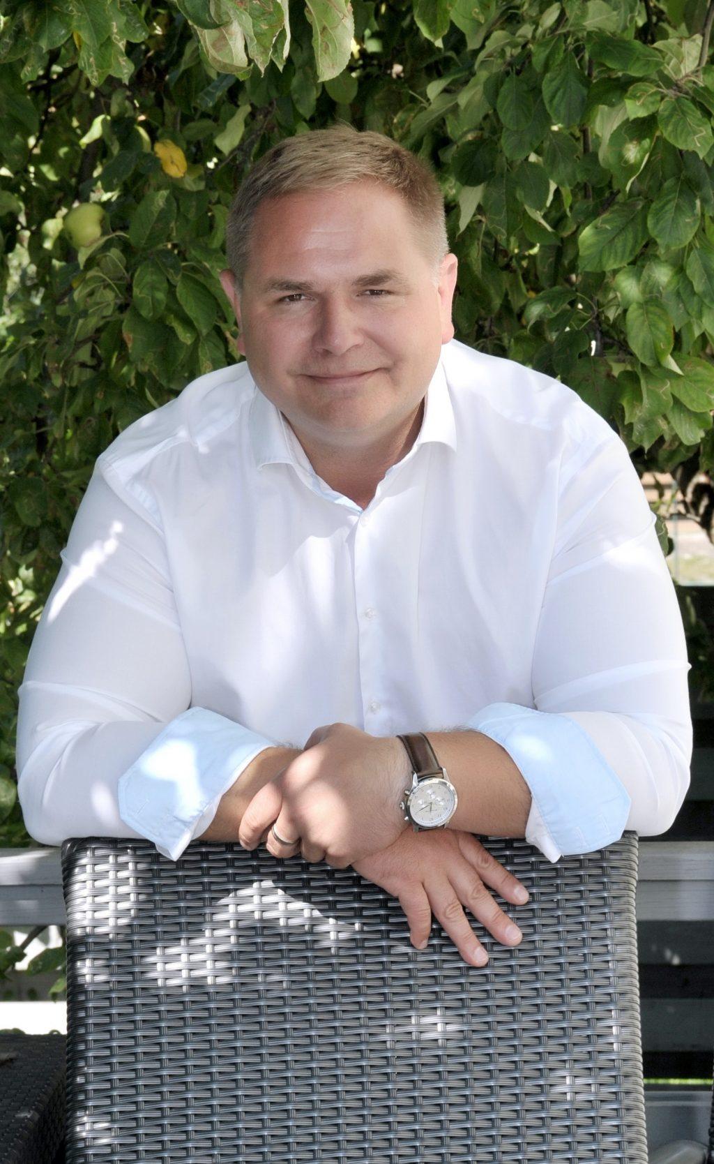 Mindaugas Skritulskas. Asmeninio archyvo nuotr.