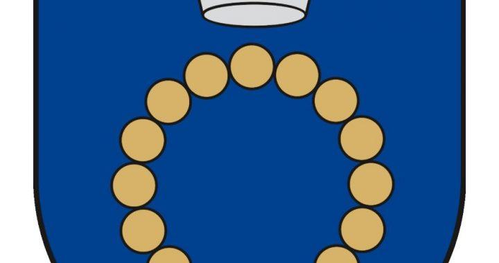 Didžiausio Lietuvos kurorto  – Palangos  – herbas.