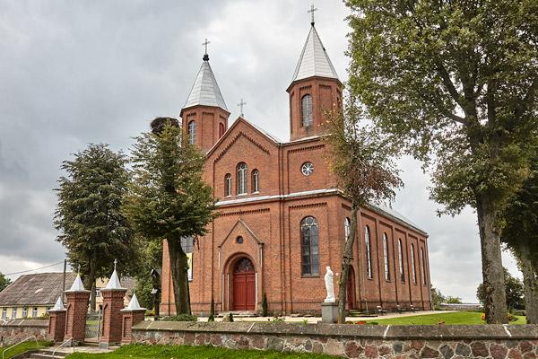 Dvi moteriškės be skrupulų  pasisavino Šačių Švč. Jono Krikštytojo bažnyčios 1000 eurų.