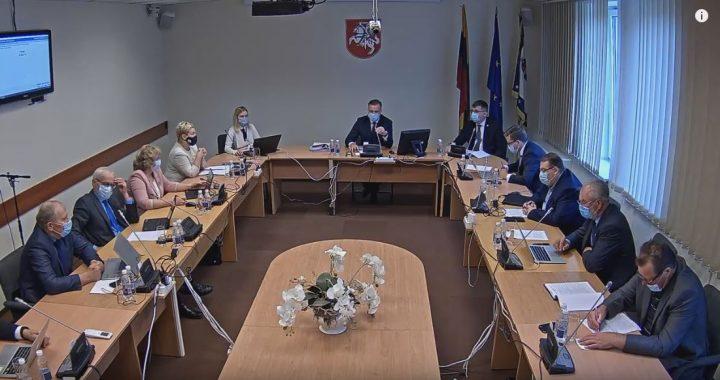 tarybos posedis 09 24