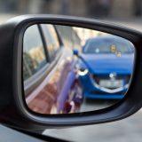mašinos veidrodėlis