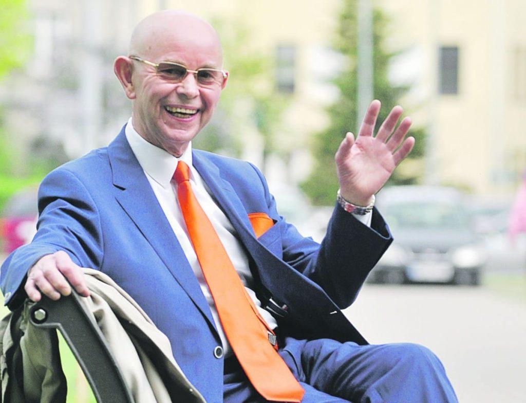 Kretingiškių ir skuodiškių balsų dėka į Seimą vėl patekęs 78-erių metų Antanas Vinkus - vyriausias naujojo Seimo narys.