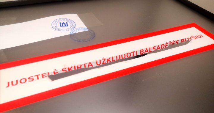Antrojo rinkimų turo išankstiniame balsavime aktyviausiai balsavo kretingiškiai ir palangiškiai.