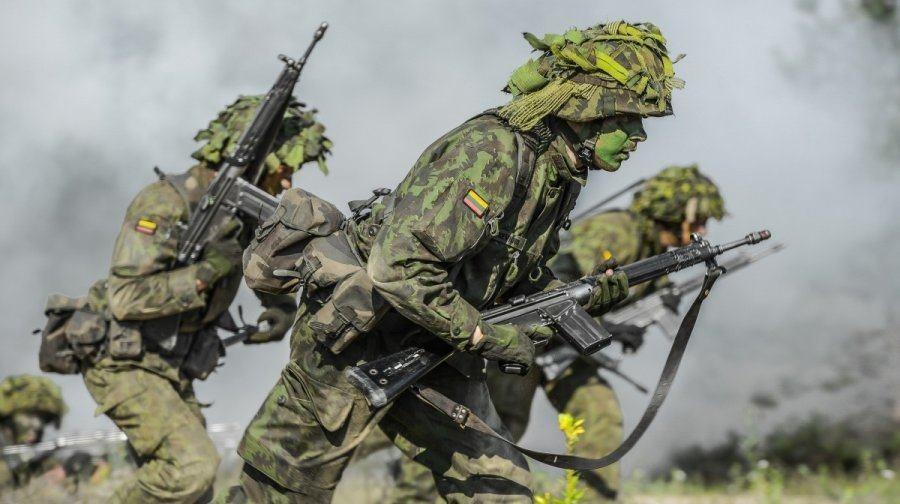 Nuo rytojaus per savaitgalį Kretingos rajone vyks karinės pratybos. Asociatyvi nuotr.