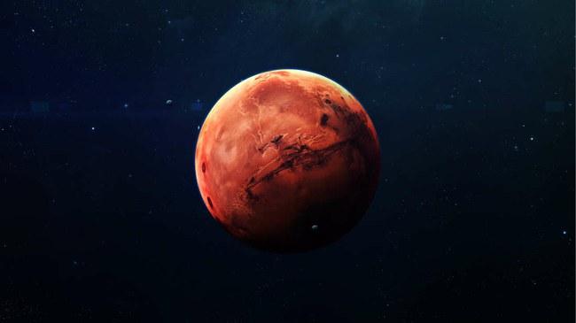 Marsas šiuo metu yra išskirtinai arti Žemės. ©Shutterstock.com