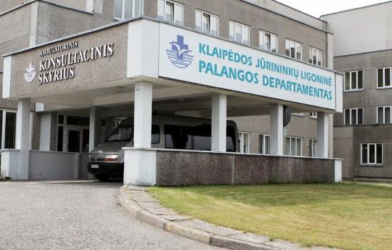 KJL Palangos departamente koronaviruso infekciją patvirtinus trims darbuotojams stabdomas planinių ir paslaugų teikimas.