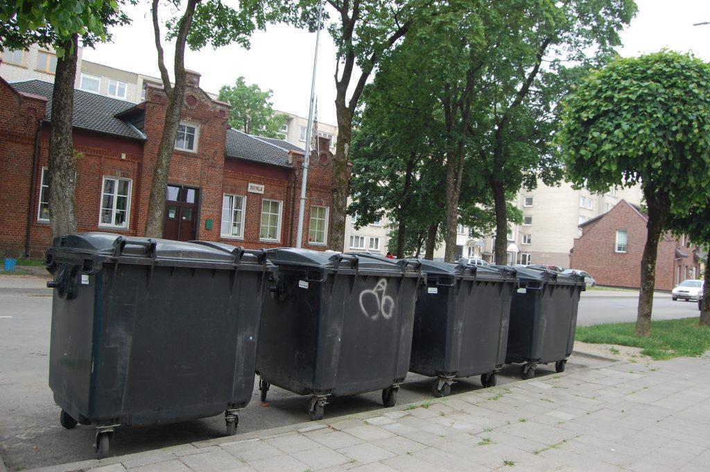 Iki šiol už atliekų tvarkymą jokių mokesčių nemoka beveik 2000 namų ūkių gyvenantys nuomininkai.
