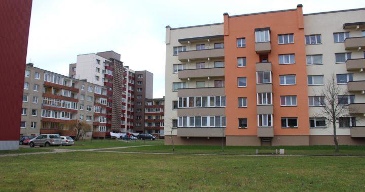 Savivaldybė dar turi gauti gyventojų sutikimą dalintis išlaidomis už daugiabučių namų teritorijų tvarkymą.
