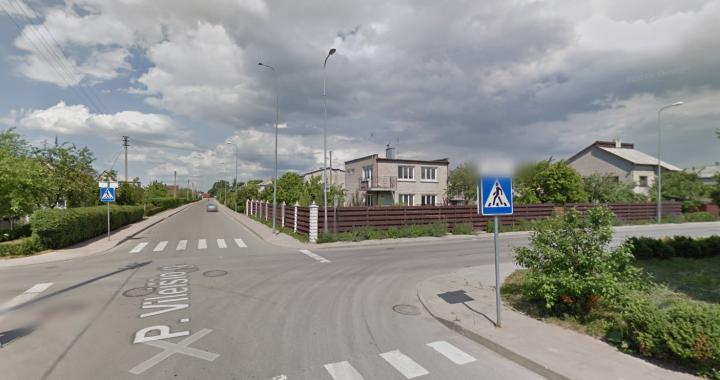 Kitąmet Petro Vileišio gatvės sankirtose su Šiaulių bei Taikos gatvėmis turėtų atsirasti iškiliosios sankryžos.