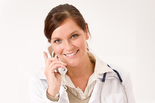Šeimos gydytojai Kretingos rajono gyventojus telefonu konsultuos ir per šventes. Asociatyvi nuotr.
