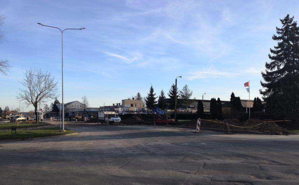 Šį ketvirtadienį nuo 8.00 val. iki 17.00 val. bus uždaryta gatvės atkarpa nuo Melioratorių g. iki   Vytauto gatvės atkarpa nuo Melioratorių g. iki Kretingos autobusų parko.