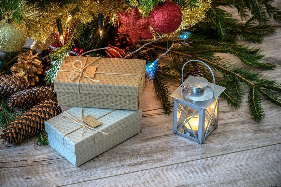 Ruošdami šventines dovanas pagalvokime, ar viską būtina pirkti. Gal kažką galime pasidaryti ir patys?