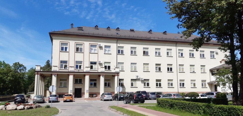 Kretingos ligoninė.