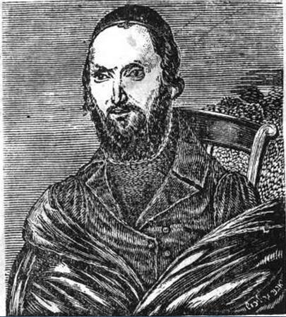 Mordechajus Aronas Gincburgas.