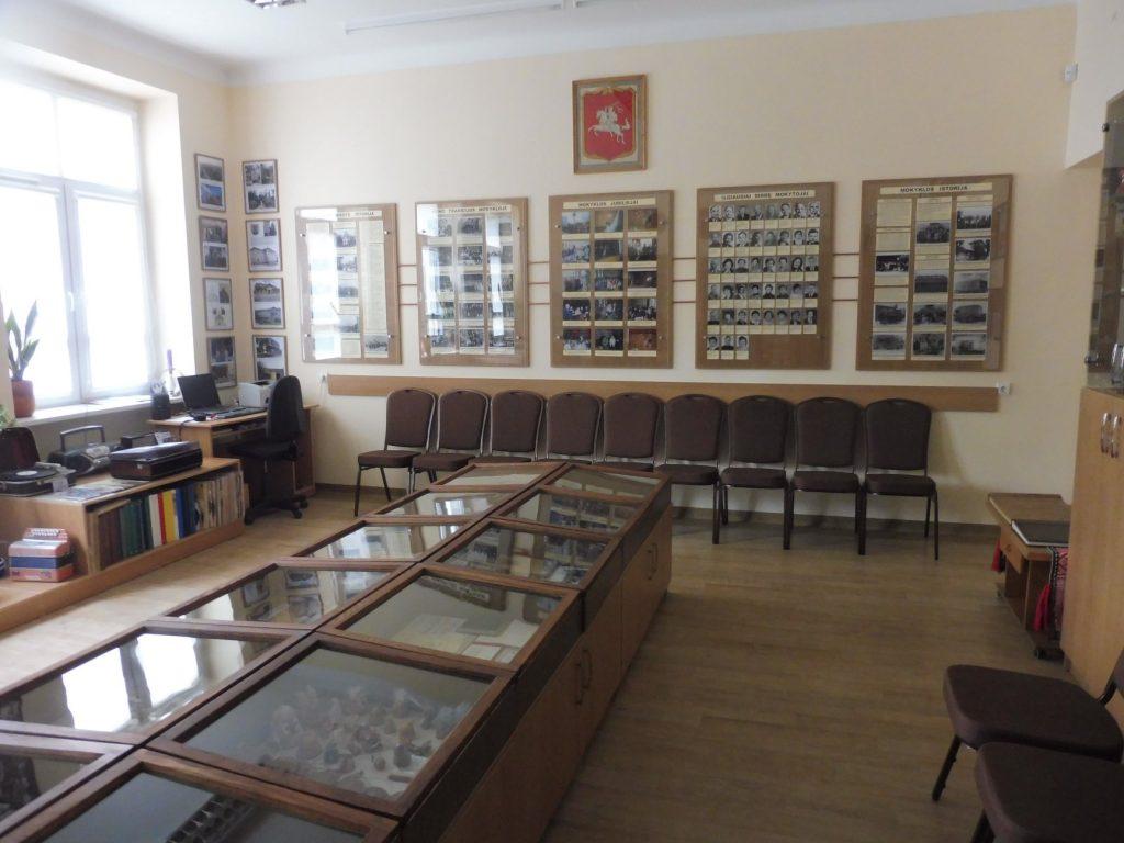 Daugiau nei 30 metų gyvuojantis Salantų gimnazijos istorijos muziejus buvo įvertintas pirmo laipsnio diplomu.