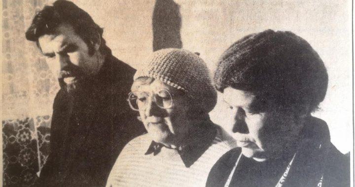 Iš kairės į dešinę: Romanas Sabakonis, Elzbieta Vaičekauskienė ir Vitalija Mikalauskienė. Jono Šimkaus nuotr.